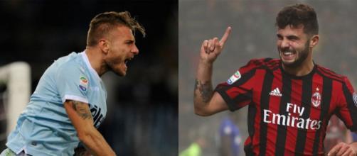 Lazio-Milan è Immobile vs Cutrone: avversari in Coppa Italia ... - eurosport.com