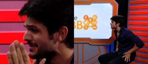Lucas conta toda a verdade no ''Big Brother Brasil 18''