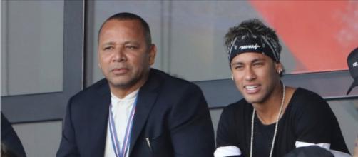 Neymar no estará ante el Real Madrid.
