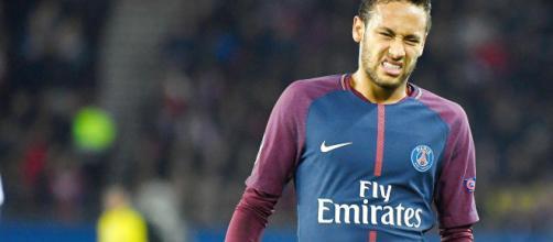 Neymar pourrait manquer le mondial russe