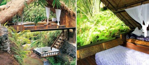 Panchoran Retreat, en Bali. Relajación total.
