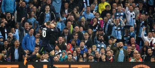 Rooney se acuerda de los aficionados del City - mundodeportivo.com