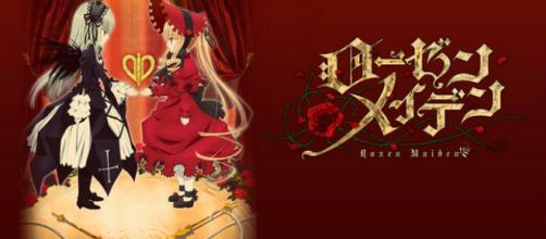 Rozen Maiden Zurückspulen the anime