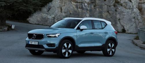 """Volvo XC40 disponibile con la formula """"auto in abbonamento"""""""