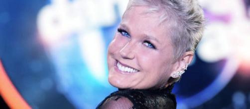 Xuxa apresenta o 'Dancing Brasil'. (foto reprodução).