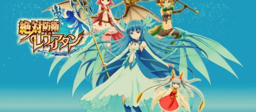 Zettai Boei Leviathan the anime