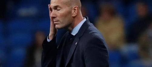 Zidane esta mas presionado que nunca
