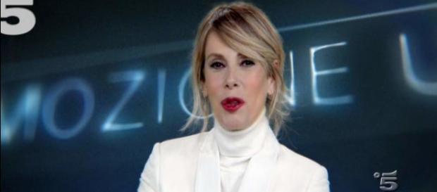 Alessia Marcuzzi, l'isola non va in onda martedì