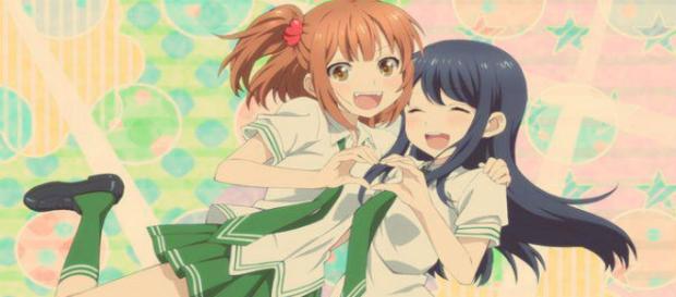 Disfruta un poco de Love Lab anime