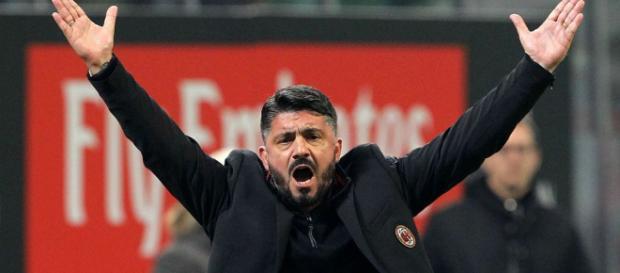 El entrenador del AC Milan desvió parte del crédito por la forma de su equipo