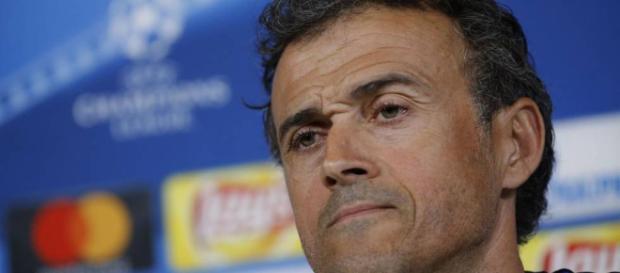 """FC Barcelona: Luis Enrique: """"Los números de la Juve están a la ... - elpais.com"""