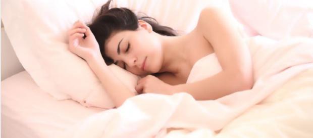 Getting a good night's sleep - Inage credit - public Dmain | pixabay
