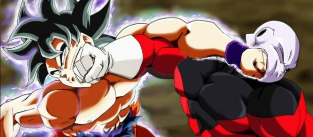 Goku vs Jiren - 'Dragon Ball Super'