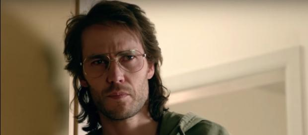 Taylor Kitsch in action. - [Image source: Paramount Network / YouTube screenshot]