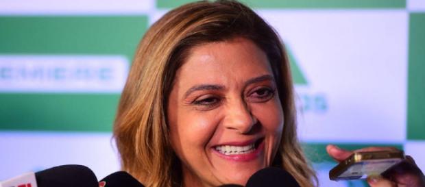Leila Pereira é a empresária responsável pelo investimento