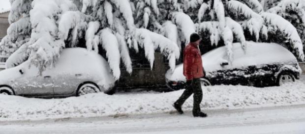Météo : Le Sud de la France sous la neige