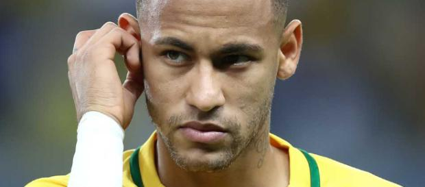 Neymar é o principal jogador do Brasil