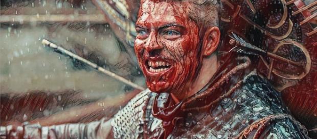 Personagem Ivar na série Vikings