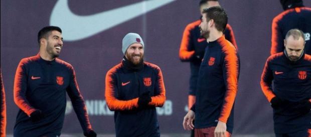 Se filtra el chivato del vestuario del FC Barcelona