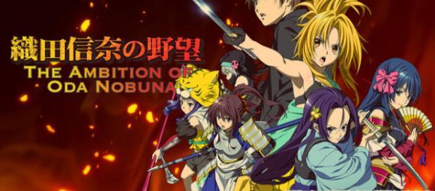 The Ambition of Oda Nobuna the anime