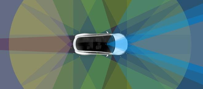 Tesla on the forefront of self-driving vehicles
