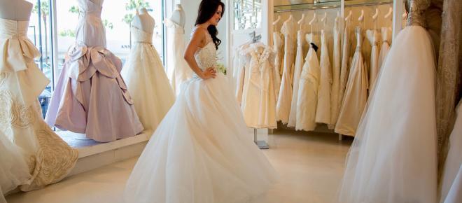 ¿Qué traje de novia le favorece a tu cuerpo?