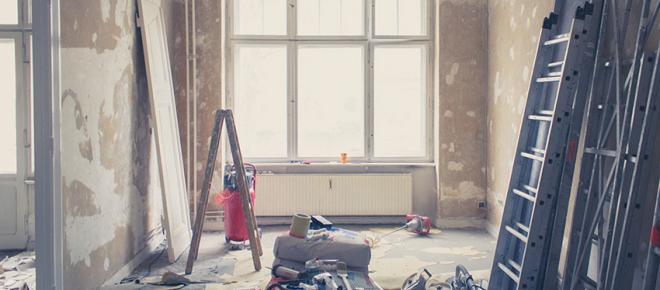 Lavori ristrutturazione casa 2018: ecco la lista delle opere senza permesso