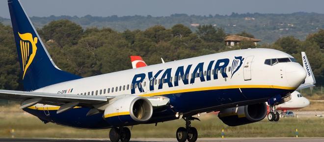 Ryanair annuncia 37 nuove rotte dall'Italia, anche direzione Asia