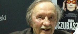 Wojciech Pokora (1934-2018) (fot. Ja-Fryta - Wikipedia)