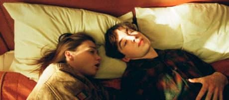 Alyssa (Jessica Barden) and James (Alex Lawther) - [Image via Twitter - TEOTFW]