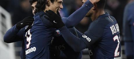 Ligue 1 – 24e journée : victoire miraculeuse pour le PSG contre ... - francetvinfo.fr