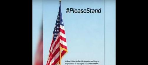AMVETS' ad rejected by NFL [Image via kxan/YouTube).