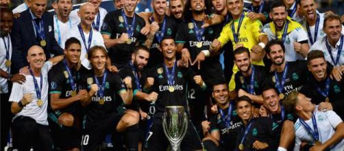 Así conquistó el Real Madrid su cuarta Supercopa europea ... - diariocordoba.com