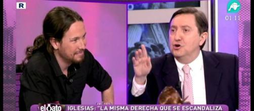 Así descubrió Intereconomía a Pablo Iglesias - elconfidencialdigital.com