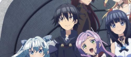 Death March to the Parallel World Rhapsody es una serie de anime que tiene mucha aventuras y misterios.