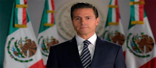 Enrique Peña Nieto, presidente del país