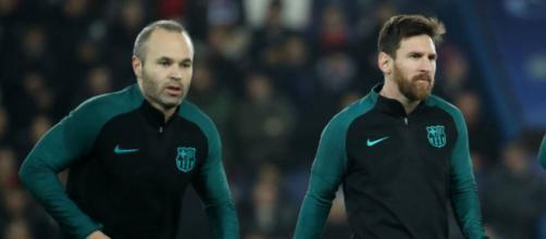 FC Barcelona: Iniesta cierra en el Barcelona la puerta que él ... - elconfidencial.com