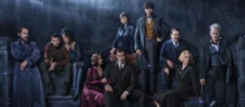FIRST LOOK at Jude Law as Dumbledore in Fantastic Beasts - image credit - Clevver News | YouTube