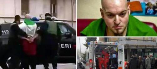 Luca Traini: il presunto responsabile del raid a Macerata - gazzettadelsud.it