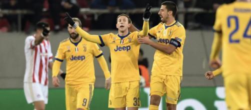 Juventus, ecco la probabile formazione per la gara contro il Sassuolo