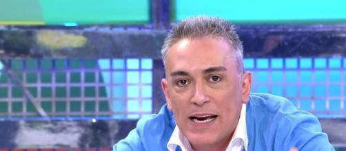 """Kiko Hernández y su día """"loco""""."""