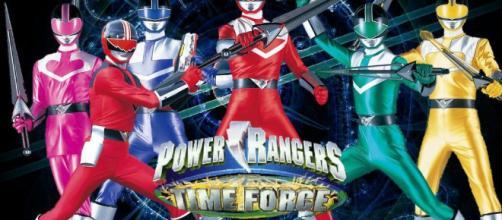 La evolución de los power rangers - Info - Taringa! - taringa.net