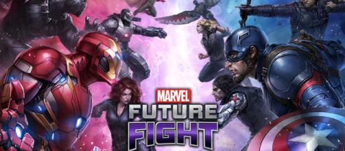 Marvel Future Fight. - netmarble.com