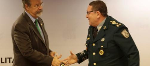 Ministro da Defesa diz que o estado está falido