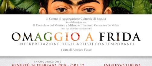 Omaggio a Frida approda a Milano
