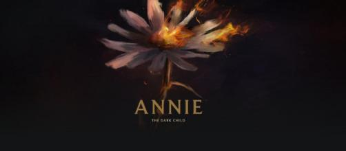 Promotional images for Annie's new lore. 'League of Legends | YouTube