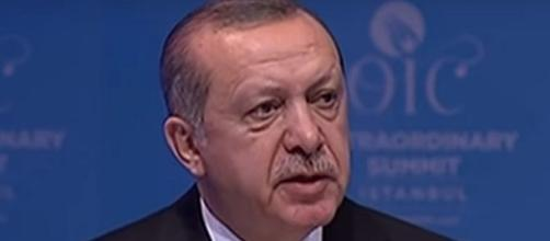 Recep Tayyip Erdogan, presidente della Turchia