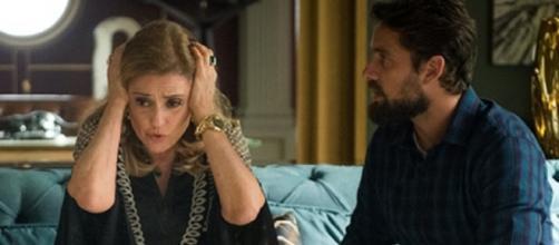 Renato quer vingança contra Sophia em 'O Outro Lado do Paraíso'