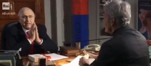 Pippo Baudo: ha veramente litigato con Claudio Baglioni?