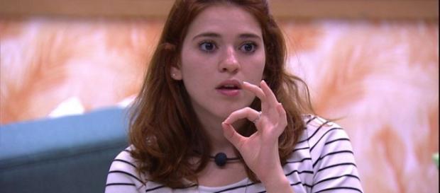 Ana Clara faz declaração polêmica. (Foto Reprodução).